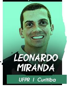 Palestrante Leonardo Miranda