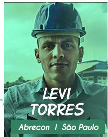 Palestrante Levi Torres
